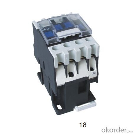 Three phase AC CKYC1 09-12 OEM Coil Magnetic Electric Contactor