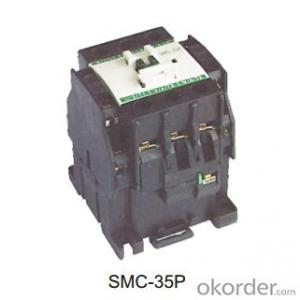 Three phase AC K3TF OEM coil magnetic electric contactor