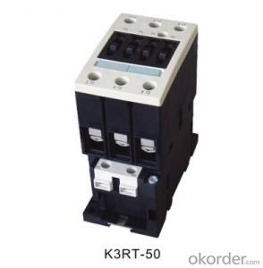 Three Phase AC K3TH/B/D OEM Coil Magnetic Electric Contactor