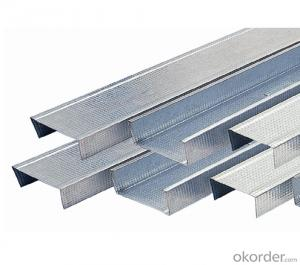 Drywall  Galvanized  Sheet  Light  Steel Profiles Metal Stud