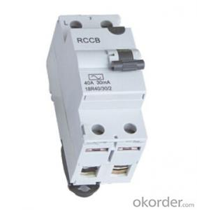 SN-Series NC 100LE Residual Current Circuit Breaker