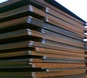Hot Rolled Carbon Steel Plate,Carbon Steel Sheet  Q235A CNBM