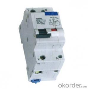 SN-Series KRC Residual Current Circuit Breaker