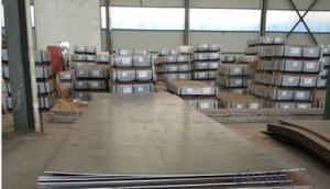 Hot Rolled Carbon Steel Sheet      A633 CNBM