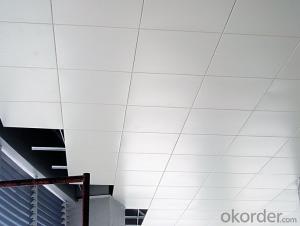Aluminum Ceiling Tiles for Office, Clip In Item