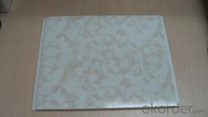 PVC Panels for Decoration, Printed Designs