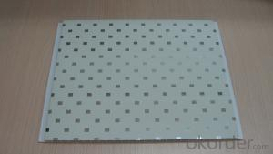 PVC Panels for Interior Wall, Foiled Designs