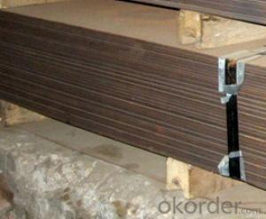 Hot Rolled Carbon Steel Sheet      SS300 CNBM