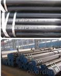 Steel pipe for carbon seamless ,,API P110, cnbm