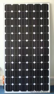 300W Monocrystalline Solar Cell Price with 25 Year Warranty  CNBM