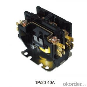 Three phase AC CYKC2-388/396 OEM coil magnetic electric contactor