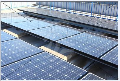 High Efficiency 295W Mono Solar Panel with 25 Year Warranty  CNBM