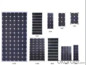 High Efficiency Monocrystalline Solar Panel  CNBM