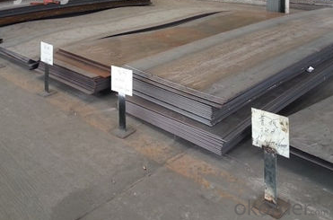 Hot Rolled Carbon Steel Plate,Carbon Steel Sheet  A516Gr70, CNBM