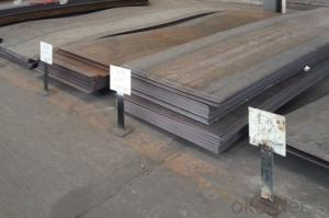 Hot Rolled Carbon Steel Sheet       A284Gr.D     CNBM
