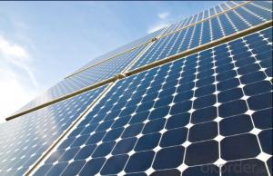 300W Monocrystalline Solar Panel with 25 Year Warranty CNBM