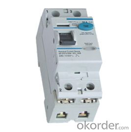 H-Series KRC Residual Current Circuit Breaker