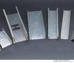 Stud  Chinese  Drywall  C  Channel Metal Stud Size