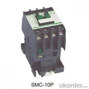 SC Three phase AC coil magnetic electric contactor