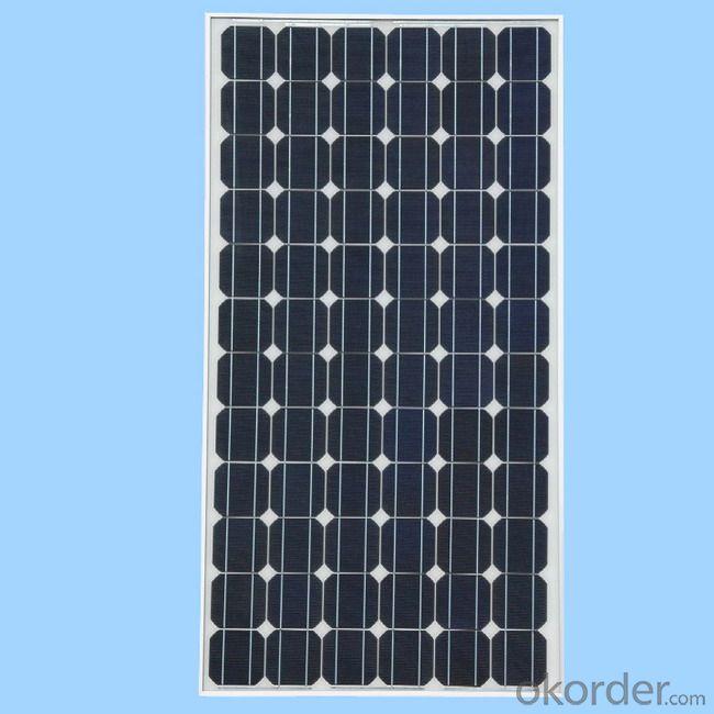 5W to 300W OEM Monocrystalline Silicon Solar Panels CNBM