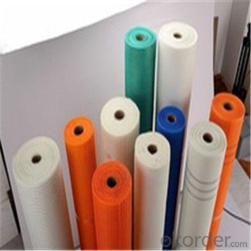 Fiberglass Mesh Alkali-resistant Fabric 110g