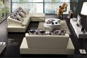 Best Quality Leather Sofa with Popular Design