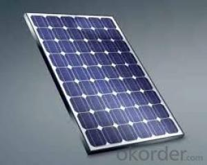 Small  12W  Monocrystalline  Solar Panel  CNBM