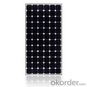 70W Mini   Monocrystalline  Solar Panel  CNBM