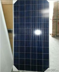 285W Poly Silicon Solar Module /285watt Solar Panel with Outlet CNBM