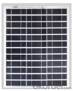 4.5W  Poly solar Panel Factory Directly Sale with 25 Years Warranty CNBM