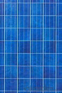 Mini 2W Poly solar Panel with 25 Years Warranty CNBM