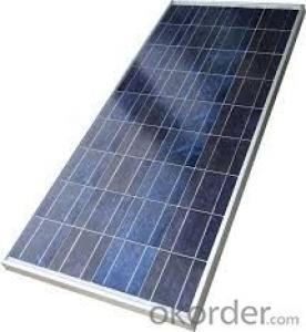 20W Polycrystalline Solar Panel Mini Poly Solar Panel  CNBM