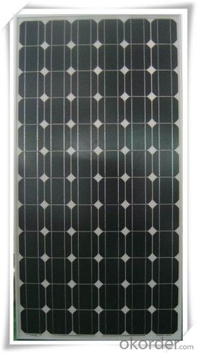 Mono Solar Panel with 25 Year Warranty CNBM