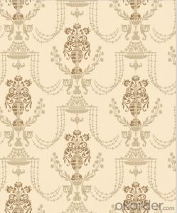 Wallpaper  Velevet  flocking Wallpaper Home decoration wallpaper