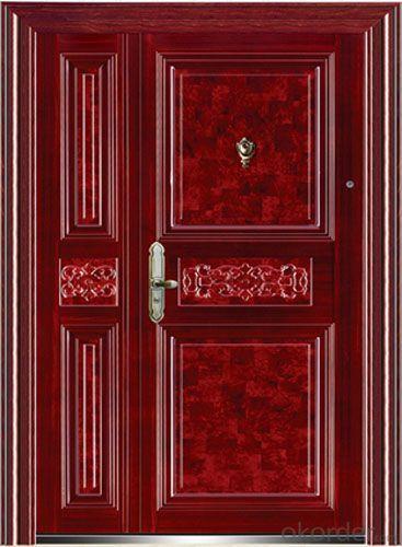 Security door For South American Market