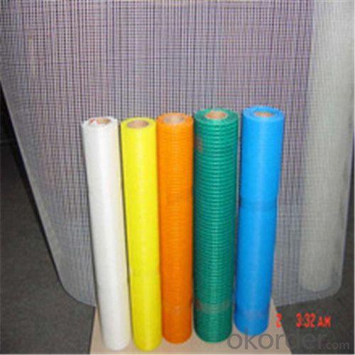 Fiberglass Mesh Alkali-resistant Fabric 120g