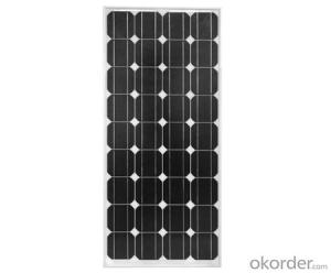 160W OEM Monocrystalline Silicon Solar Panels with Factory Price CNBM
