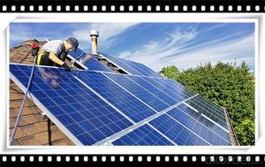 75W Poly solar Panel Mini Solar Panel Hot Selling Solar Panel CNBM