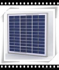 30W Poly solar Panel Mini Solar Panel Newest Solar Panel CNBM