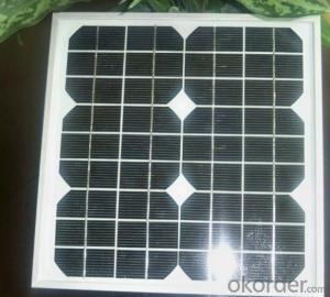 Small   Monocrystalline  Solar Panel For Sale CNBM