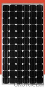 Small  10W  Monocrystalline  Solar Panel  CNBM