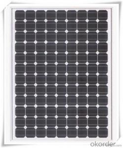 160W Monocrystalline  Solar Panel  with 25 Years Warranty CNBM
