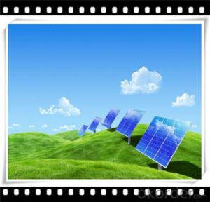 75W Poly solar Panel Small Solar Panel Manufacturer in China CNBM