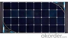 Hot Sale 185W Monocrystalline  Solar Panel with 25 Years Warranty CNBM