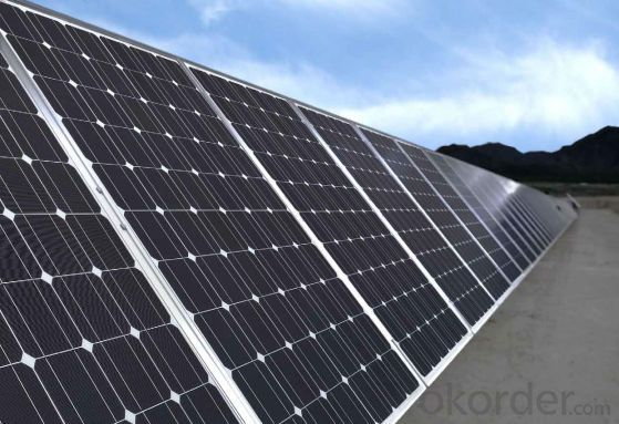 Hot Sale 150W Monocrystalline  Solar Panel  CNBM