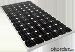 Factory Price 10W to 185W Monocrystalline  Solar Panel  CNBM