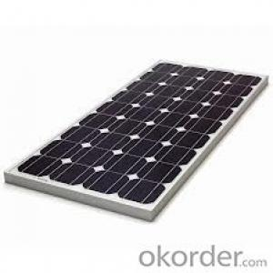 Different Power of  Monocrystalline  Solar Panel  CNBM