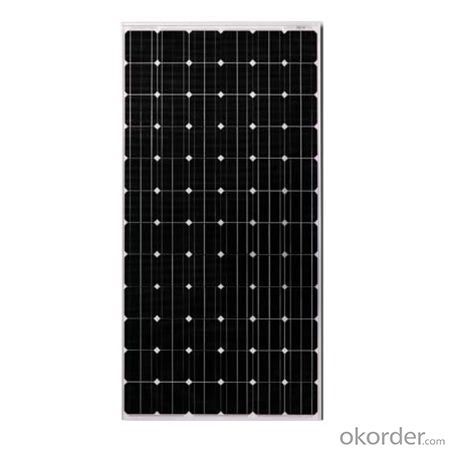 Hot Sale 10W to 185W  Monocrystalline  Solar Panel  Factory Directly Sale CNBM