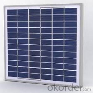 30W  Poly solar Panel Small Solar Panel Factory Directly Sale CNBM