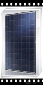 30W Poly solar Panel Mini Solar Panel Hot Selling Solar Panel CNBM